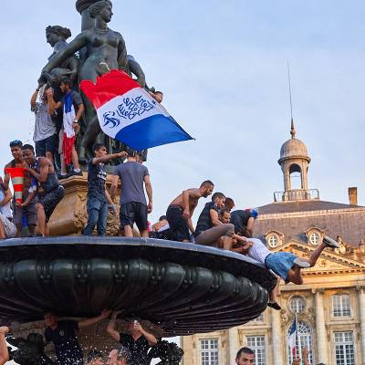 Photo 15 juillet Bordeaux