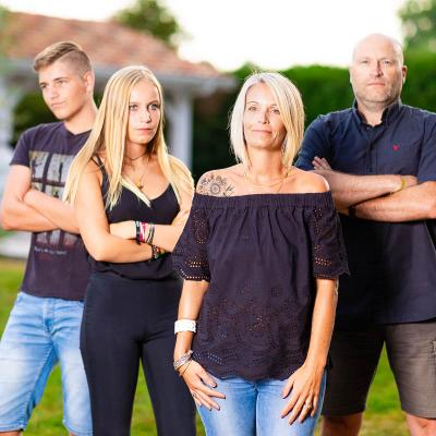 Famille a domicile