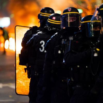 Manifestation gilets jaunes bordeaux 8 decembre 6