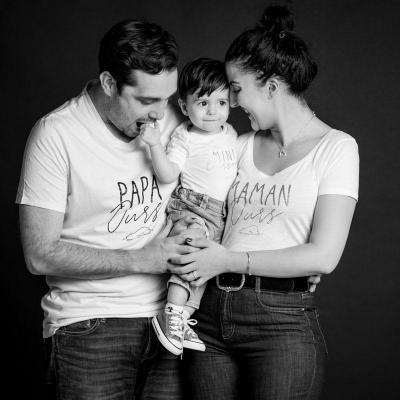 Photographe familial bordeaux