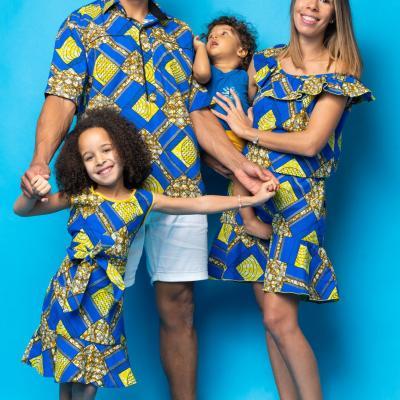 Portrait de famille bordeaux