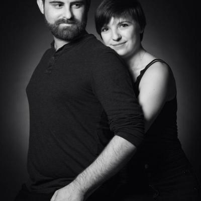 Shooting photo couple bordeaux
