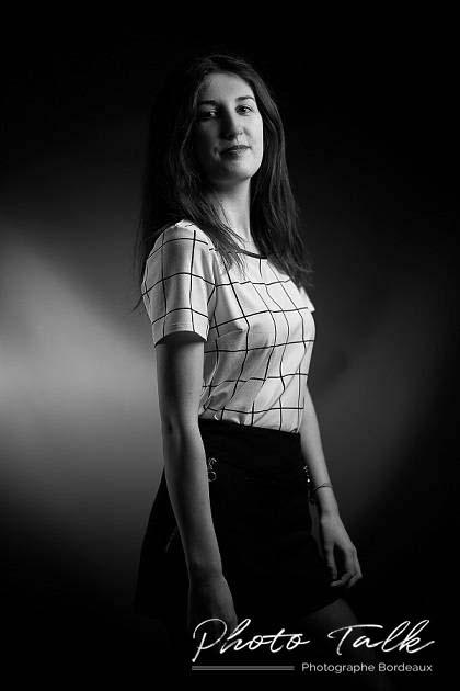 Shooting photo portraitiste Bordeaux